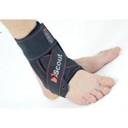 Releveur de pied chevillère