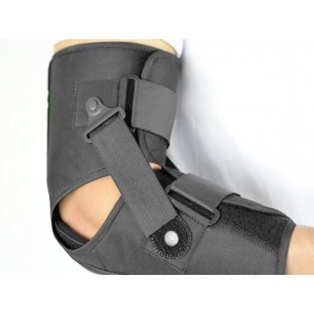 Orthèse d'Immobilisation de coude réglable anti flexion